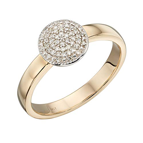 Elements Gold oro 9 quilates (375) 9 ct oro O 1/2