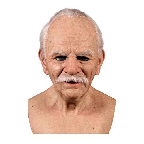 Rameng Another Me - The Elder Man - Máscara de...