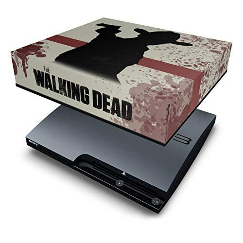 Capa Anti Poeira PS3 Slim - The Walking Dead #1