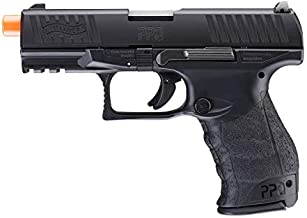 Walther PPQ GBB Blowback 6mm BB Pistol Airsoft Gun, Black