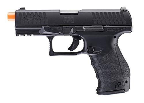 Walther PPQ GBB Blowback 6mm BB Pistol Airsoft Gun, Black