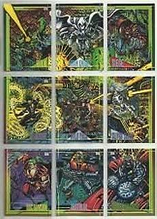 marvel trading cards 1993