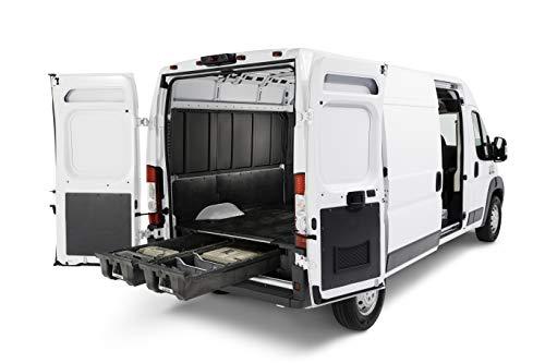 DECKED Cargo Van Storage System Includes System Accessories  