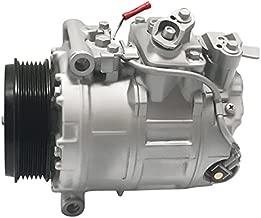 RYC Remanufactured AC Compressor and A/C Clutch IG396