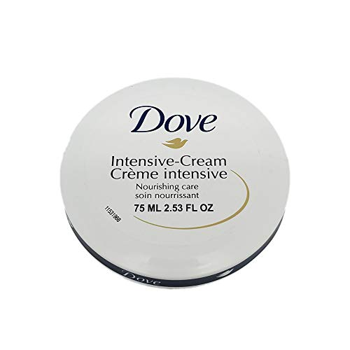 Dove 1 Intensive Nourishing Care Cream, 75Ml