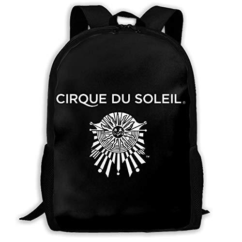 Mochila Escolar, Travel Hiking Cirque Du Soleil Backpacks