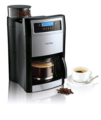 Petra Electric KM 90.07 Kaffeeautomat Mahlen und Aufbrühen