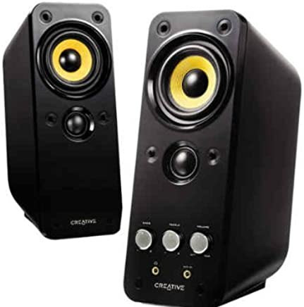 Creative Labs 51MF1610AA002 GigaWorks T20 Series II 2.0 Multimedia Speaker System with BasXPort Technology