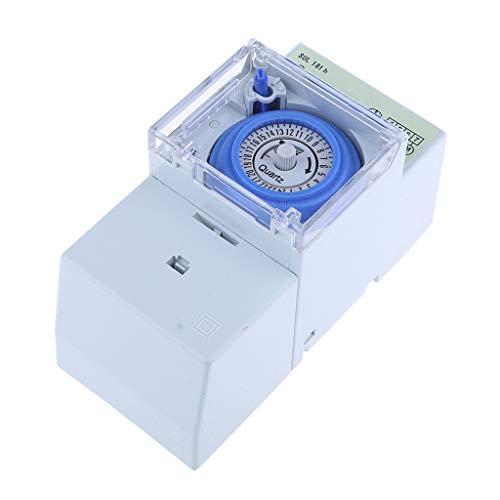 prasku Control Manual/Automático SUL181H Temporizador Controlador Manual/Automático Interruptor de Tiempo