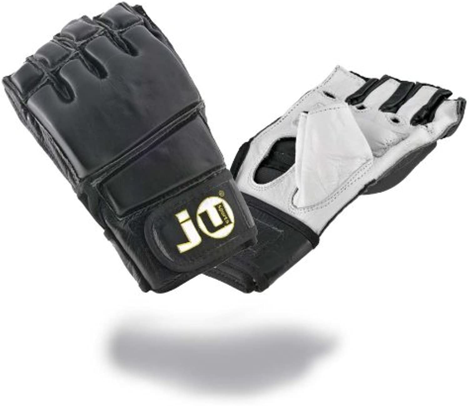Ju-Sports Uni MMA Freefighthandschuh Section Plus B0062VM8W4  Moderater Preis