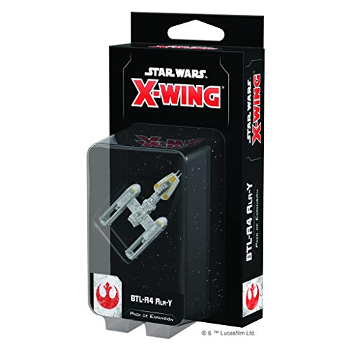 Fantasy Flight Games- SW X-Wing 2.0 - BTL-A4 ala-Y - Español, Multicolor...