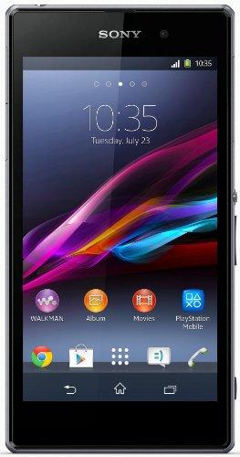 Sony Xperia Z1 black EU-Ware