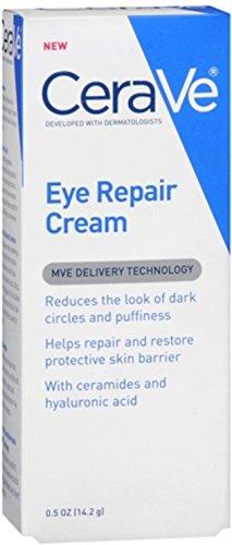 CeraVe Eye Repair Cream 0.5 oz (Pack of 3)