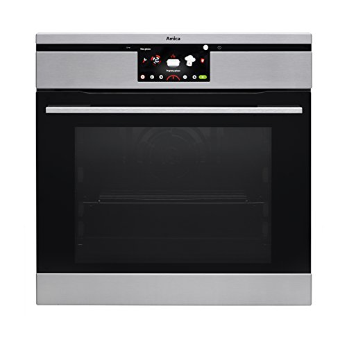 Amica EBP 13508 E Backofen Elektro/A / 0.95 kWh / 66 L/Pyrolyse/Heißluft mit Ringheizkörper/Touch Free