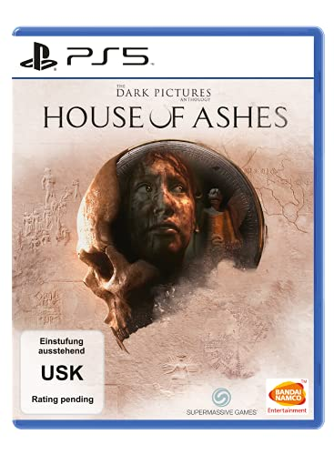 The Dark Pictures Anthology: House of Ashes - [PS5]