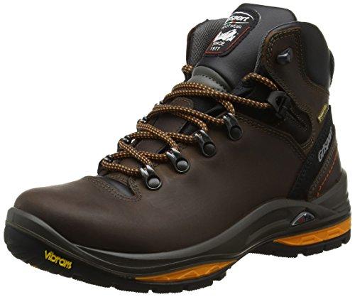 Grisport Unisex-Erwachsene Saracen Trekking-& Wanderschuhe, Braun (Brown), 37 EU
