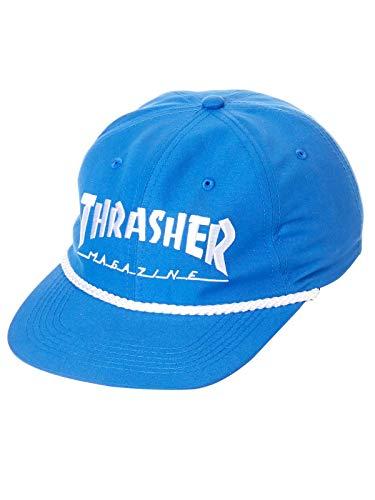 Casquette Thrasher rope logo blue