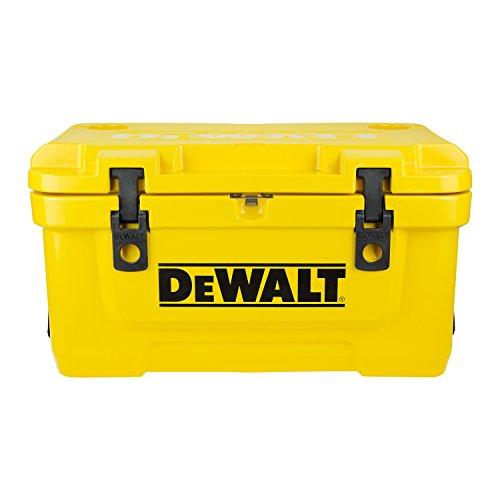 DEWALT Cooler's DXC45QT, Yellow, 45 Qt