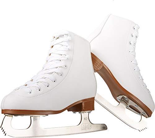 DBX Motion Figure Skates Girl's Size 13