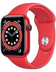 Apple Watch Series 6 (GPS + Cellular, 44 mm) aluminiowa obudowa PRODUCT(RED), sportowa bransoletka PRODUCT(RED)
