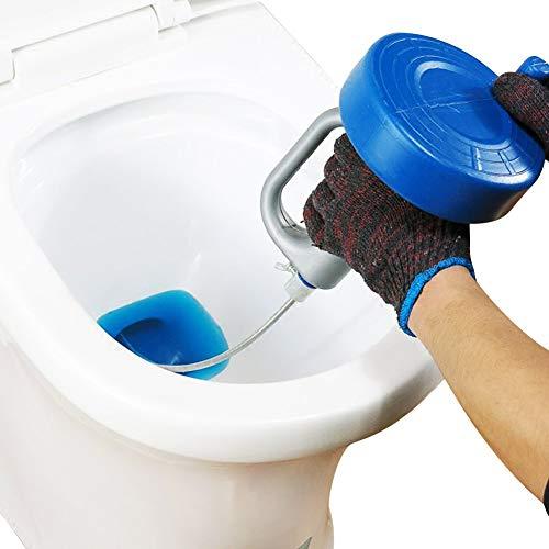 T-link 回転式 5mパイプ クリーナー ワイヤー 詰まり取り お風呂 トイレ 洗面所 排水口 下水 修理 解消 5m