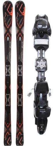 K2 A.M.P. Bolt Skis w/ Marker MX 12.0 Demo Bindings Mens Sz 172 by K2
