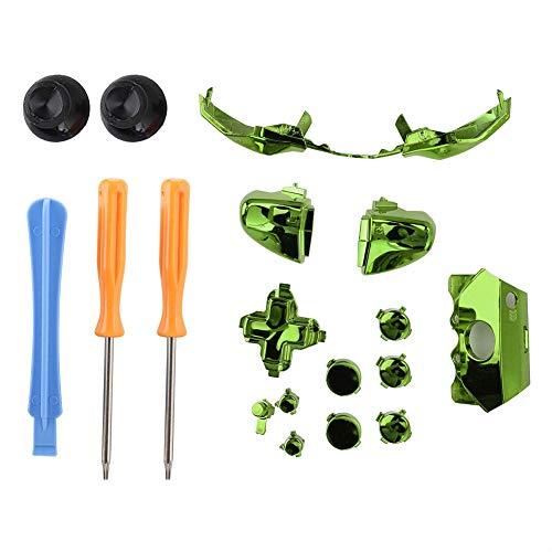 Ponacat Bunte Schraubendreher-Set-Tasten Ersatzteile Kompatibel für Xbox 360-Controller