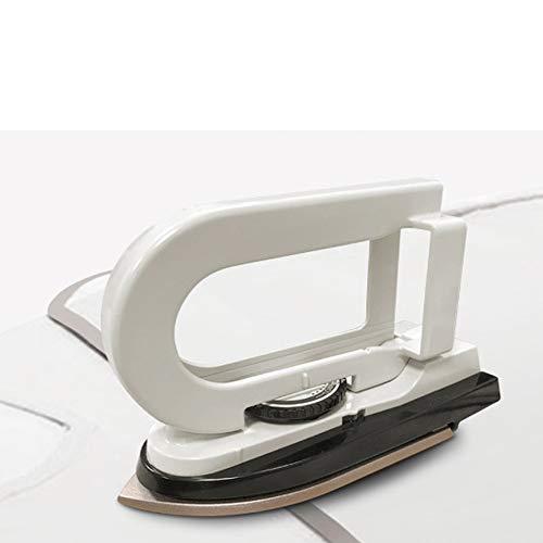 NCBH draadloze elektrische strijkijzer, inklapbaar, voor het verwijderen van vouwen van de stof, voor het snel opwarmen van reizen.