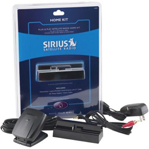 Sirius Satellite Radio Home Kit