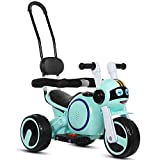 WGFGXQ Fernbedienung Auto Cartoon Auto Rc Auto Kleinkinder Kinder Elektroauto Motorrad Dreirad...