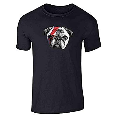 Pop Threads Funny Dogs Gifts for Dog Lover Puppy Doggo Cute Graphic Tee T-Shirt for Men