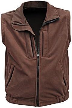 Natural Gear Men's Winterceptor Windproof Fleece Vest