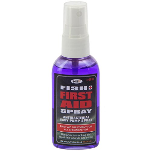Carp fish Care Aid spray