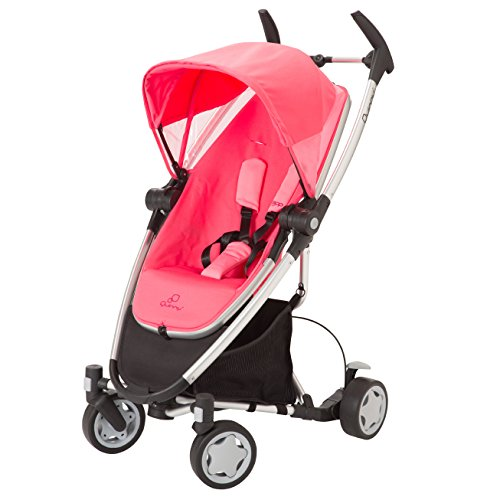 Quinny Zapp Xtra Stroller with Folding Seat, Pink Precious Michigan