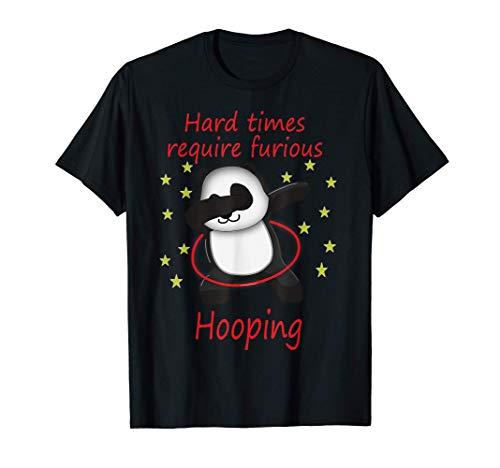 Hard Times Hula Outfit - Hoop Hullern T-Shirt