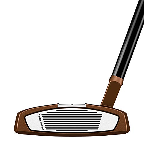 Product Image 3: TaylorMade Golf Spider X Putter, Copper/White, #3 Hosel, Left Hand, 35