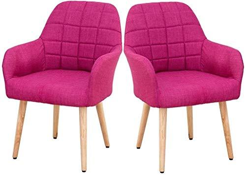 Nbpls Single Sofa Stuhl Luxuriösen Empfangsmöbel Gepolsterte Sitzplatz Esszimmerstühle Innovative Büro Tub Restaurant Hotel Tagungsraumstühle (Color : C)