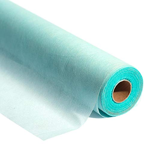 Anderson's Aqua Gossamer Decorating Material, 59 Inches x 100 Yards