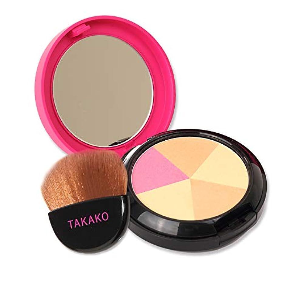 お互いステートメント有名TAKAKO スターリングパウダー フェイスパウダー 厳選3色でツヤ肌 フェースパウダー プレストパウダー 12g TAKAKO Power of Beauty STARRING POWDER【タカコ コスメ】