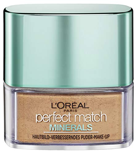 L'Oréal Paris Perfect Match Minerals Caramel 6.5D/6.5W, 10 ml