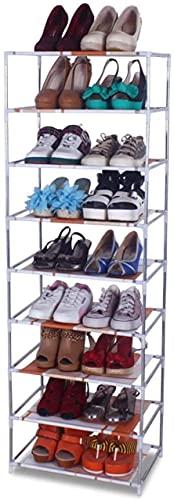 ZAIHW Zapatero/Estante de Almacenamiento versátil/Zapatos mágicos creativos/Ducha de Cocina/Estante Taburete para Cambiar Zapatos