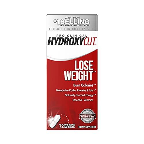 Muscletech Hydroxycut Pro Clinical, 72 Kapseln FID50050