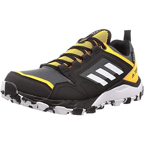 adidas Terrex Agravic TR GTX, Zapatillas de Running, GRISEI/FTWBLA/Dorsol, 38 2/3 EU