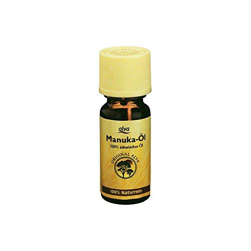 Alva - Huile de manuka sauvage - 5 ml