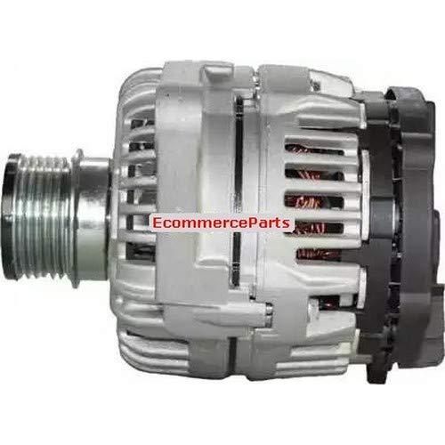 Alternador Bosch 9145374920262 EcommerceParts. Voltaje: 12 V, alternador. Corriente de carga: 100 A. Número de aletas: 6, sentido de rotación horaria.