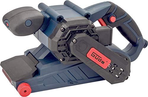 Güde 58146 BS 76-900 E Bandschleifer (230V, 76x160mm Schleiffläche, Band-Schnellwechselsystem, Einstellbar lenkrollen)