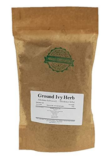 Hiedra Terrestre Hierba / Glechoma Hederacea L / Ground Ivy Herb # Herba Organica # Malvela Gallega, Rompepiedras, Terrestre (100g)