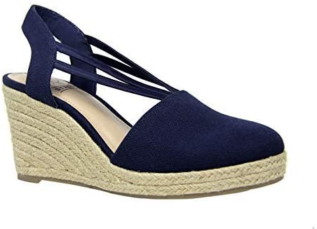 Impo TAEDRA Stretch Wedge Sandal
