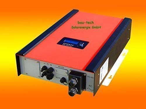 Effekta Wechselrichter KS-5000DT Serie PV Solar für Einspeisung ins Stromnetz