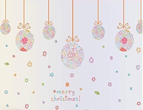 ウォールステッカー クリスマス 2016 店舗装飾 子供部屋 リビング 壁紙 きれいに 剥がせる 壁 オーナメント...